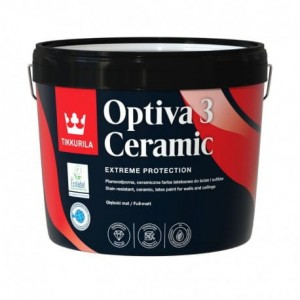 Tikkurila Optiva Ceramic Super Matt 3 baza A 9l ORYGINAŁ