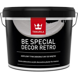 Tikkurila Be Special Decor Retro 14kg
